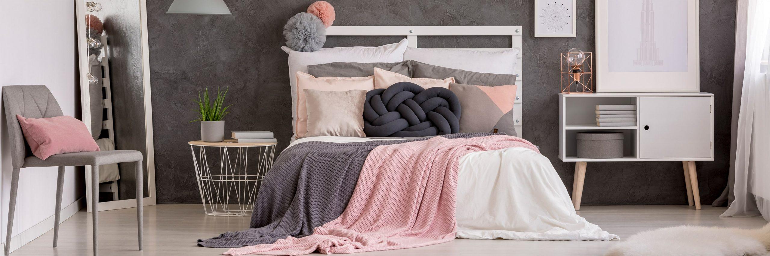 10 tipov ako zladiť nábytok v spálni
